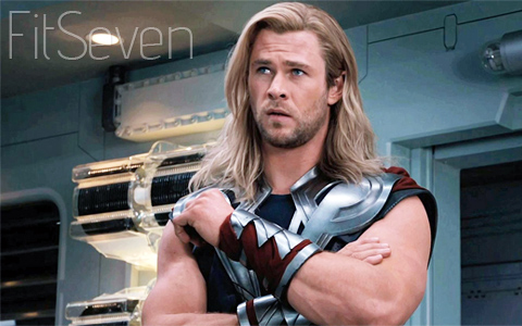 Chris Hemsworth post image