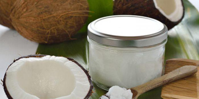 aceite de coco o mantequilla