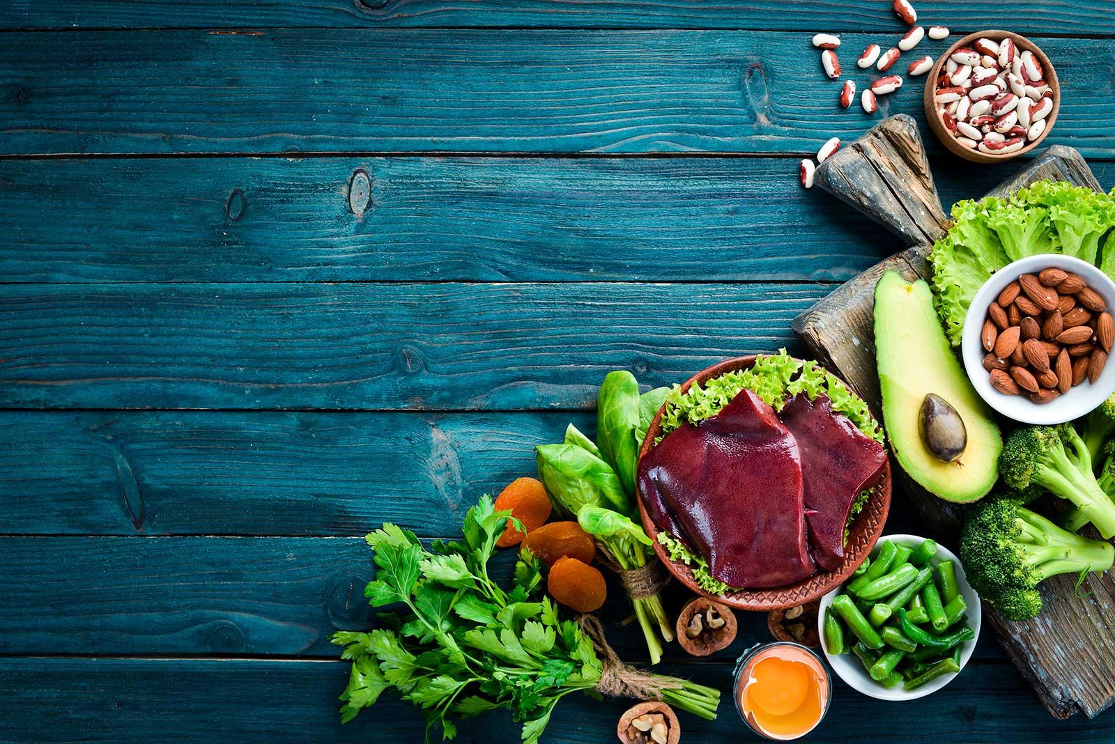 Alimentos con hierro – ¿Cuáles tienen más? | Lista
