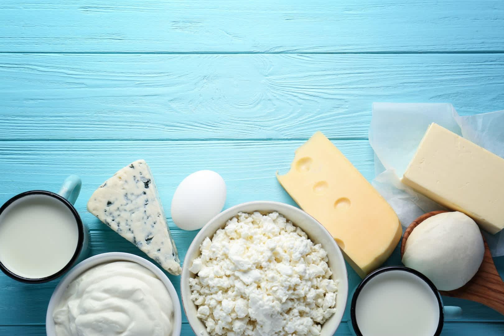 Alimentos ricos en calcio – Beneficios, función y síntomas de su falta