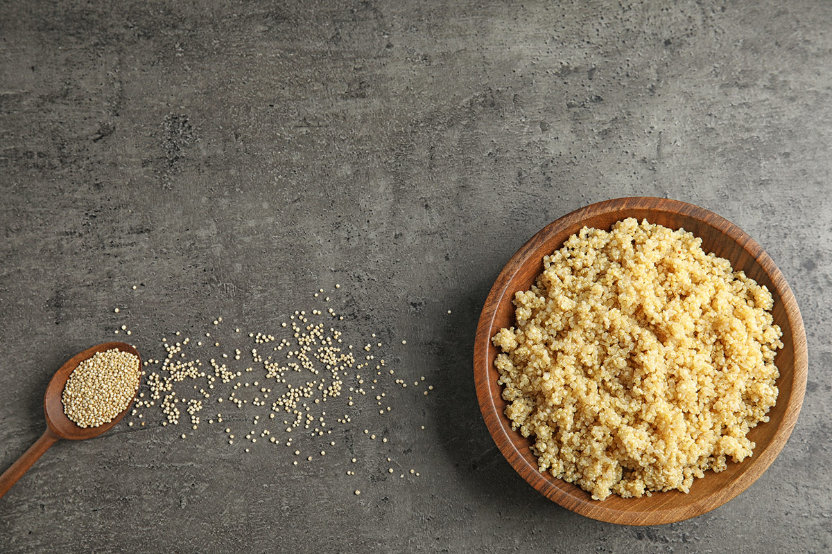 Quinoa – Beneficios, usos,  propiedades y nutrientes