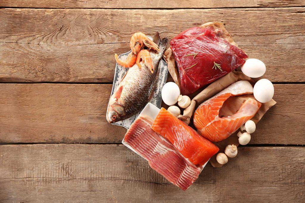dieta hipercalorica carnes
