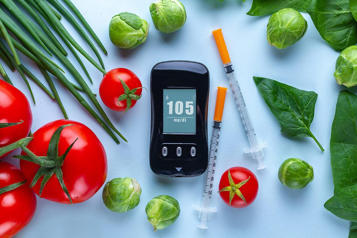 dieta con bajo índice glucémico para la diabetes tipo 2