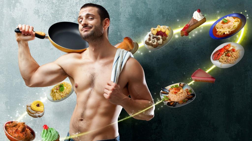Dieta para hombres – ¿Cómo bajar de peso rápido? | Ejemplo de plan de menú