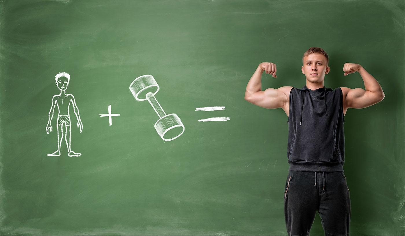 Ectomorfo – ¿Cómo lograr la hipertrofia y ganar masa muscular?
