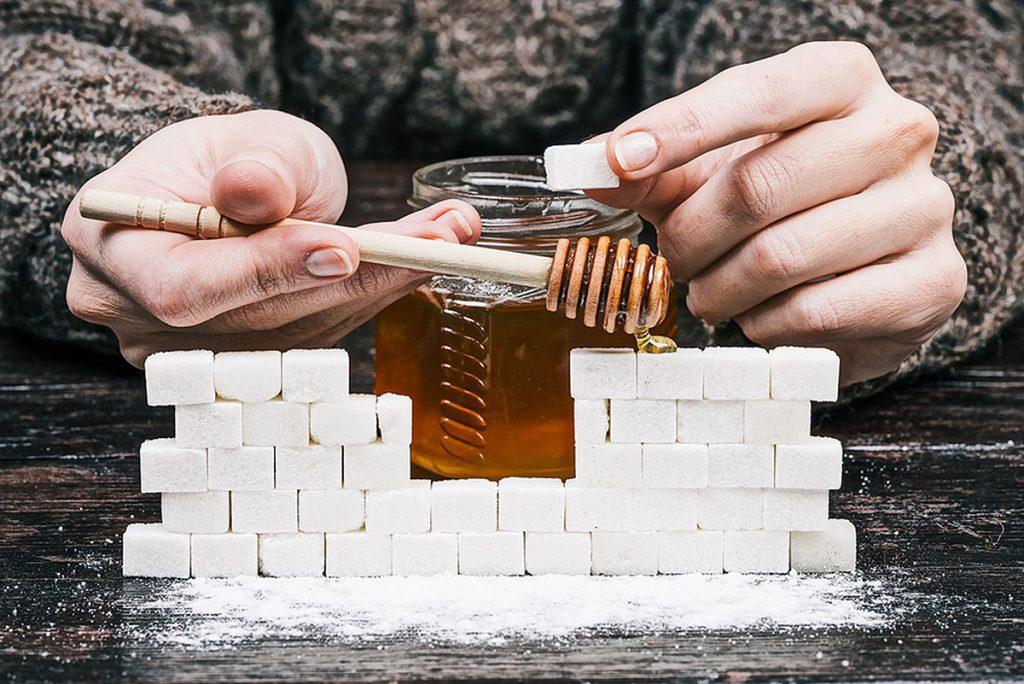 la miel-tiene-azucar