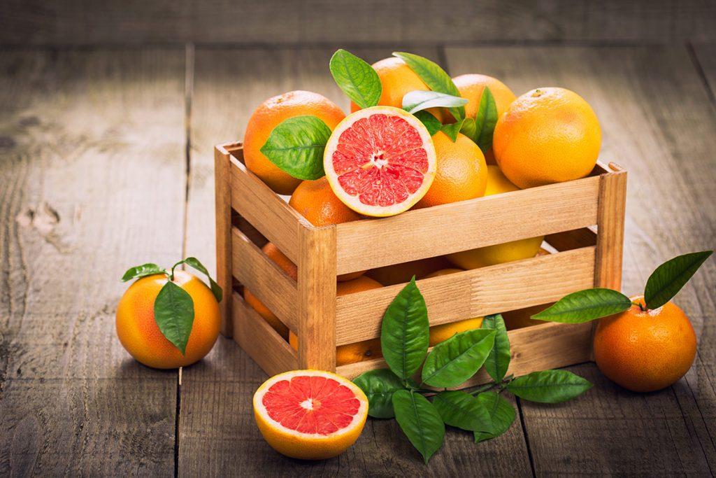 alimentos con alto contenido de potasio pomelo