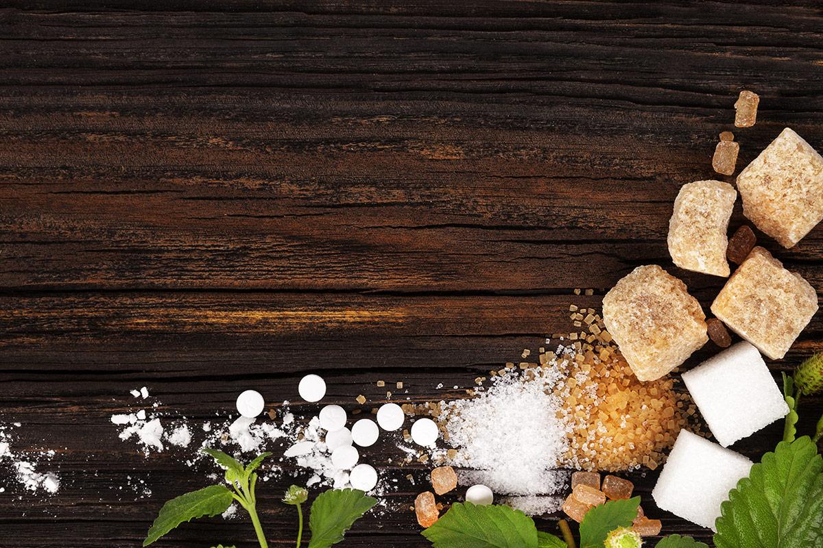 Tipos de azúcar –¿Cuál es mejor? | Tabla comparativa