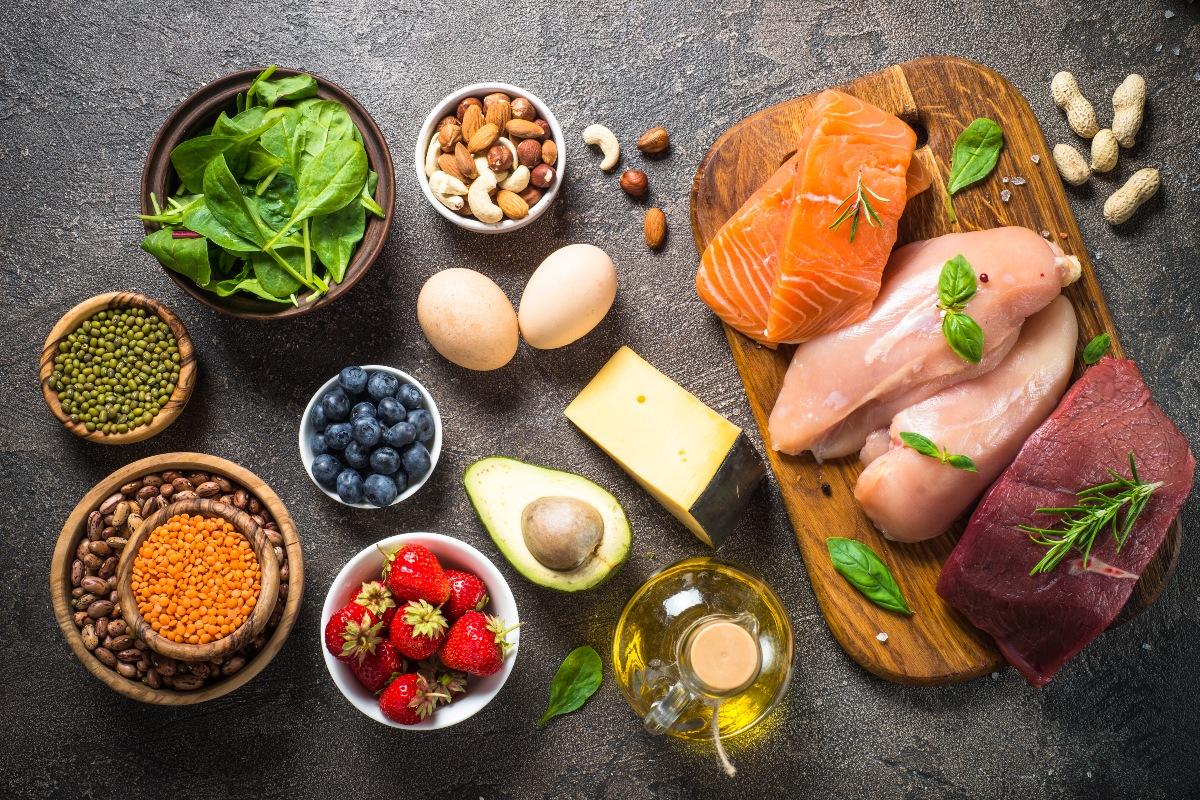 Alimentos cetogénicos – 7 ejemplos que no deben faltar  en la keto dieta