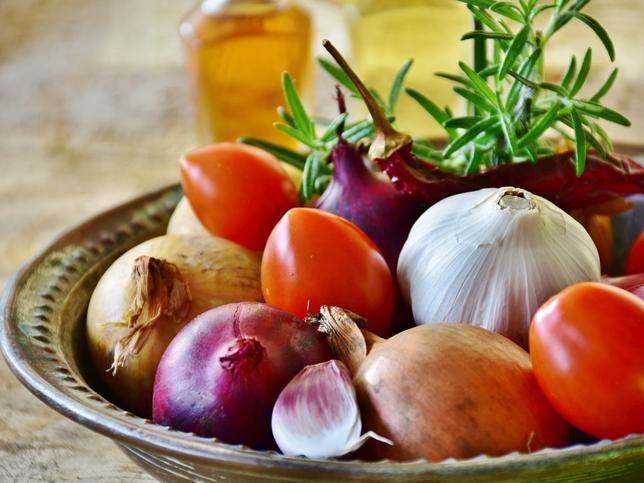 alimentos para acelerar el metabolismo basal
