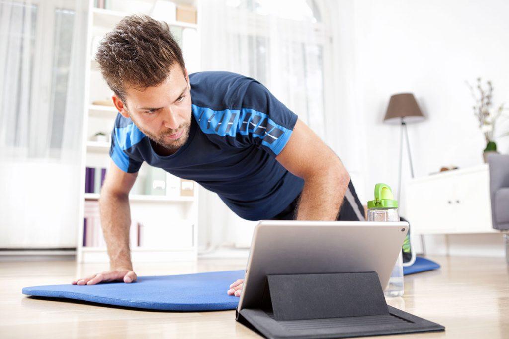 calentamiento físico método ejercicios