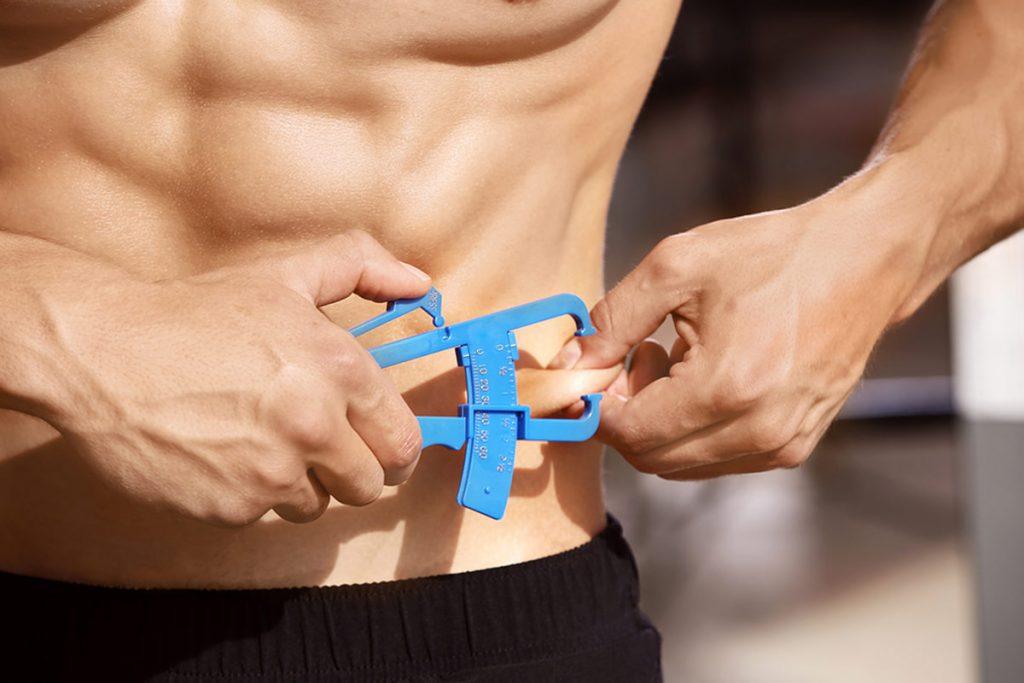 Indice grasa corporal hombres ideal