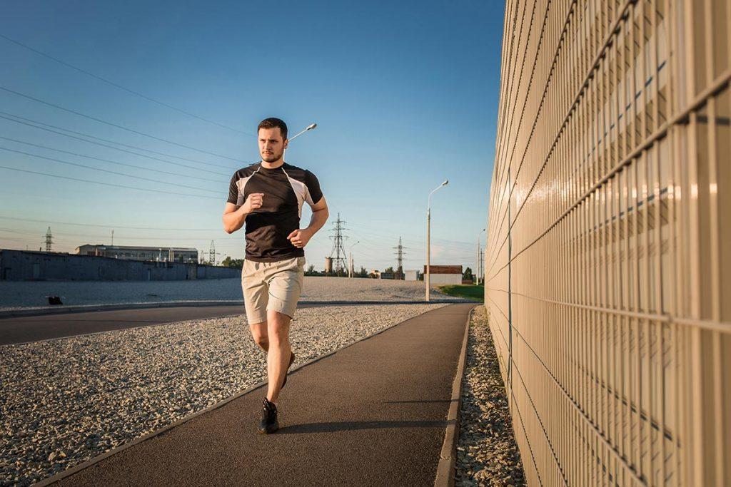 correr es bueno para calentar