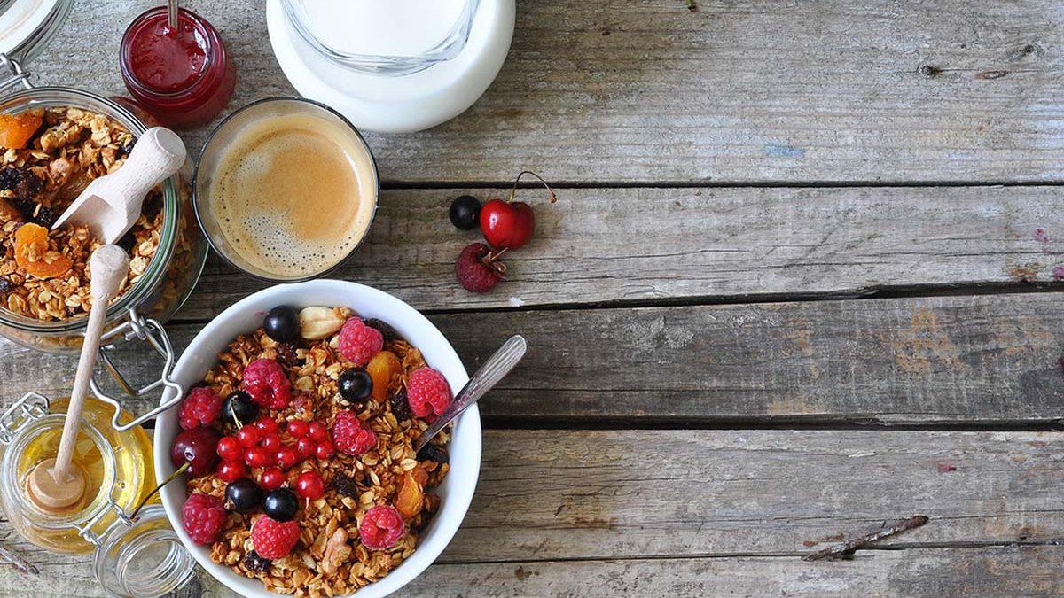 Desayuno ideal – Muesli o avena –¿Cuál tiene mejores propiedades nutricionales?