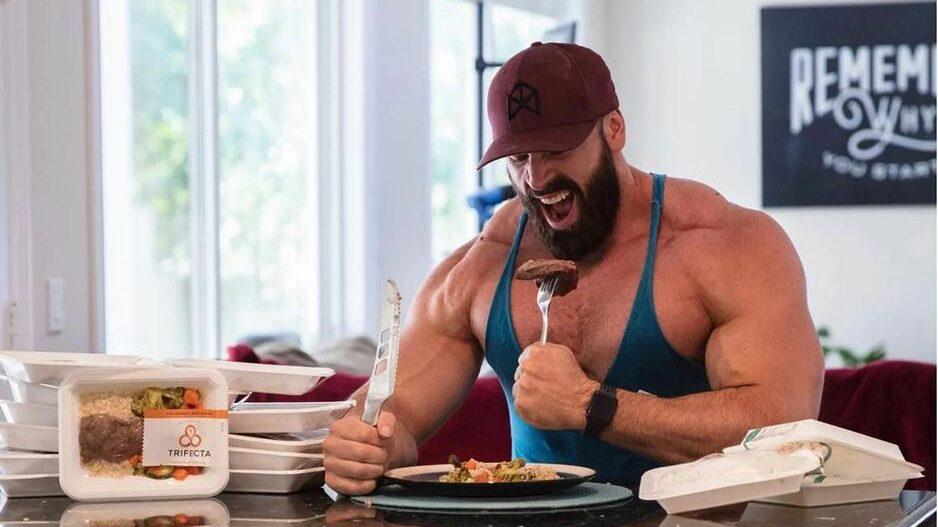 Dieta de volumen – Ejemplo de menú – ¿Qué comer para aumentar masa muscular?