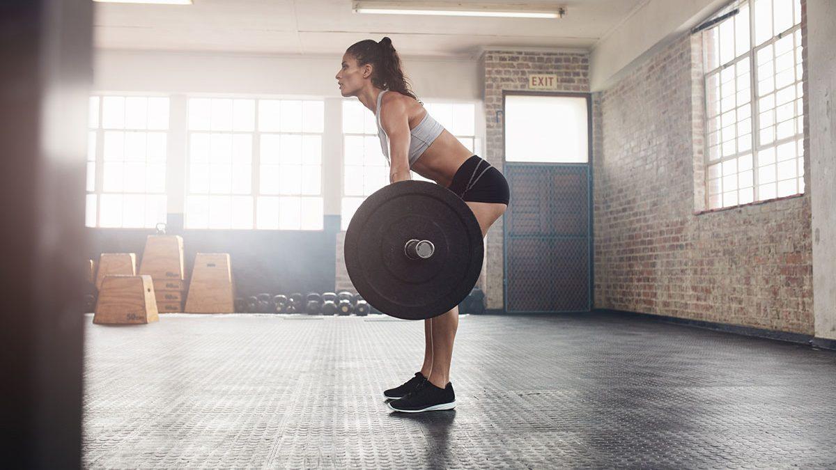 Peso muerto con barra – Técnica correcta paso a paso