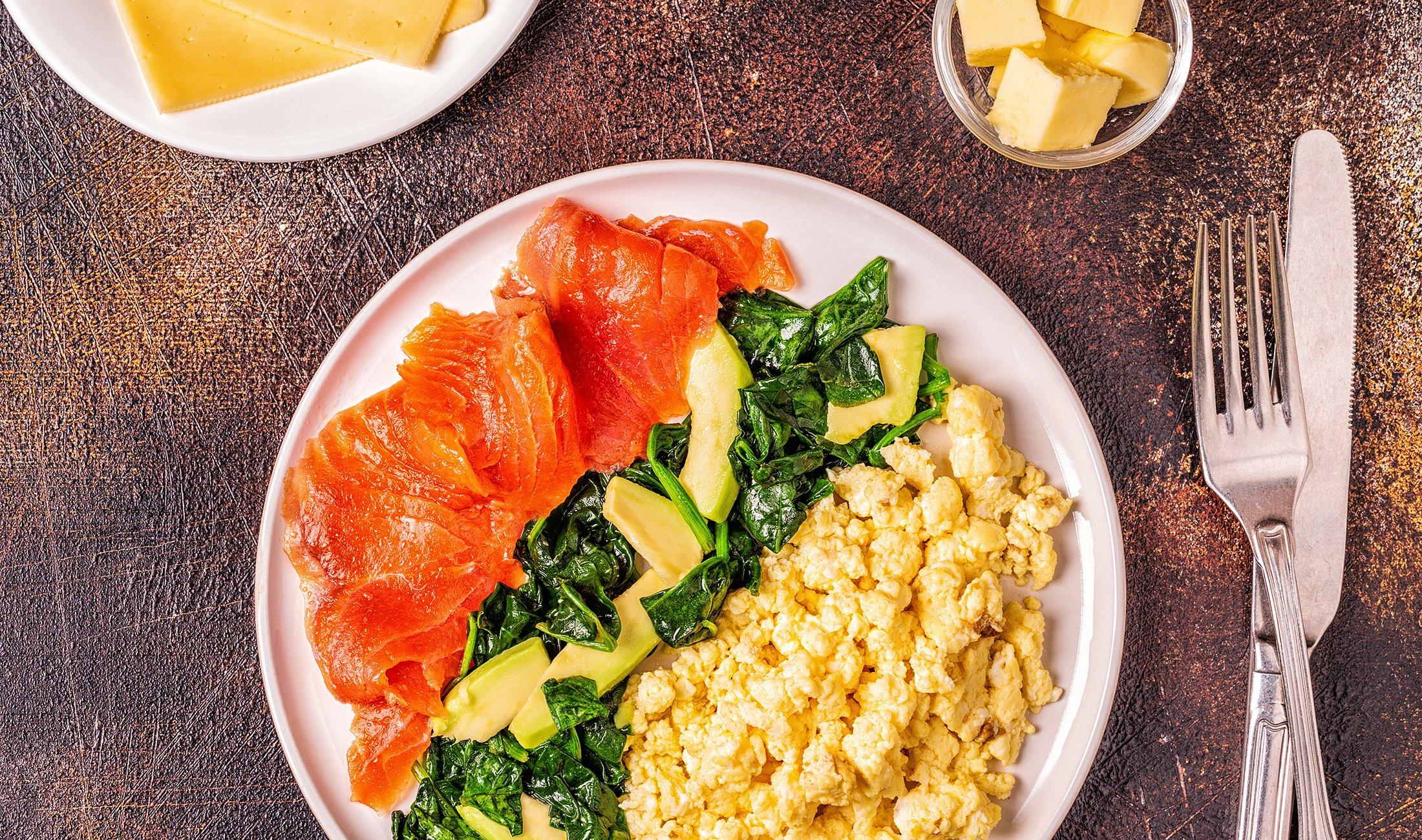 Desayunos cetogénicos – 7 Ejemplos ideales para la dieta keto
