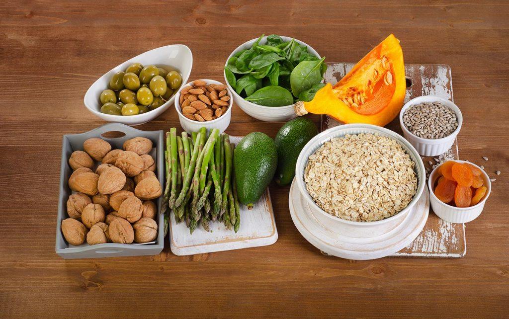 dieta de volumen alimentos permitidos