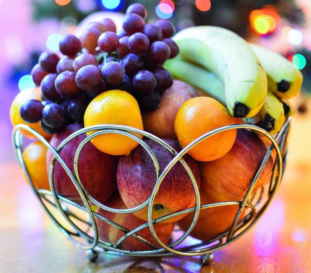 frutas sin carbohidratos altas bajas