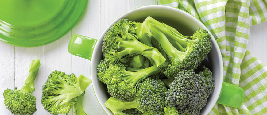 valor nutricional brocoli