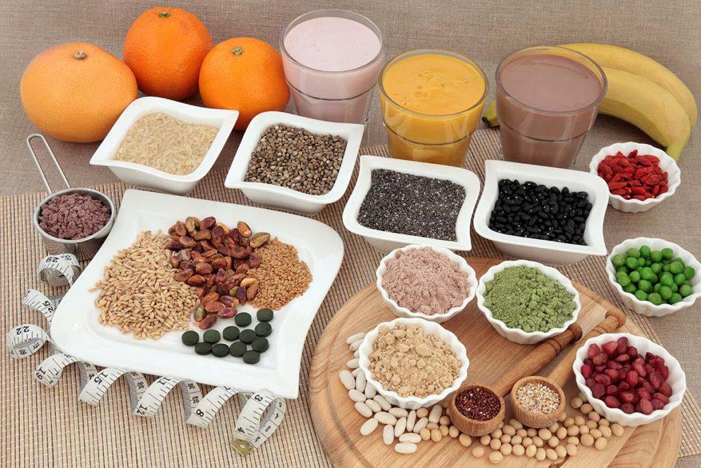 proteinas grasas y carbohidratos para aumentar masa muscular