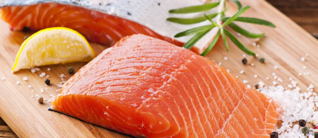 salmón valor nutricional