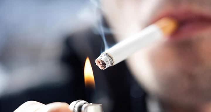 efectos del tabaco en el metabolismo