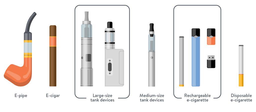 cigarrillos electronicos efectos es mejor