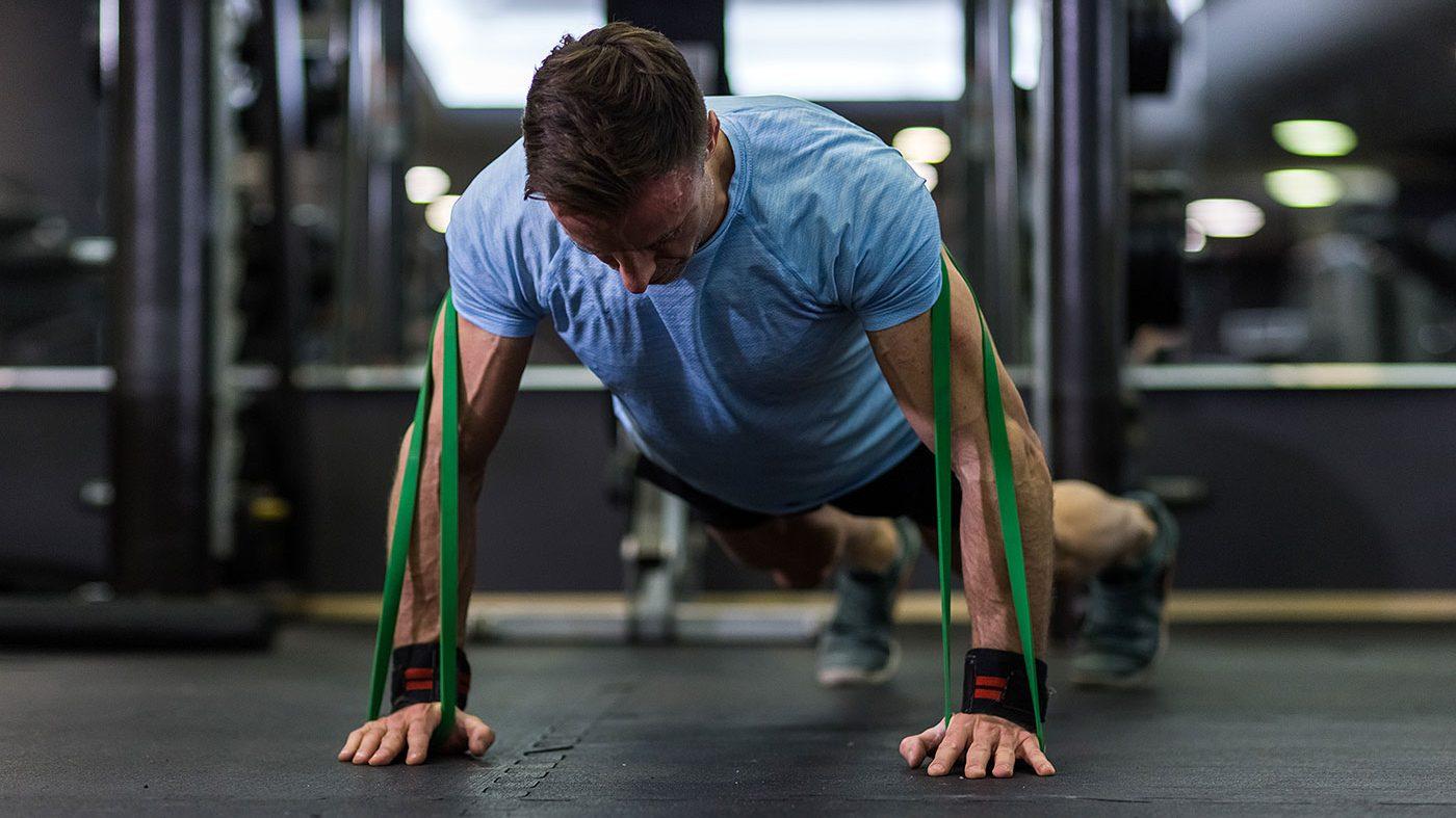 Full-body workout – Ejemplo de rutina de ejercicios para trabajar todo el cuerpo