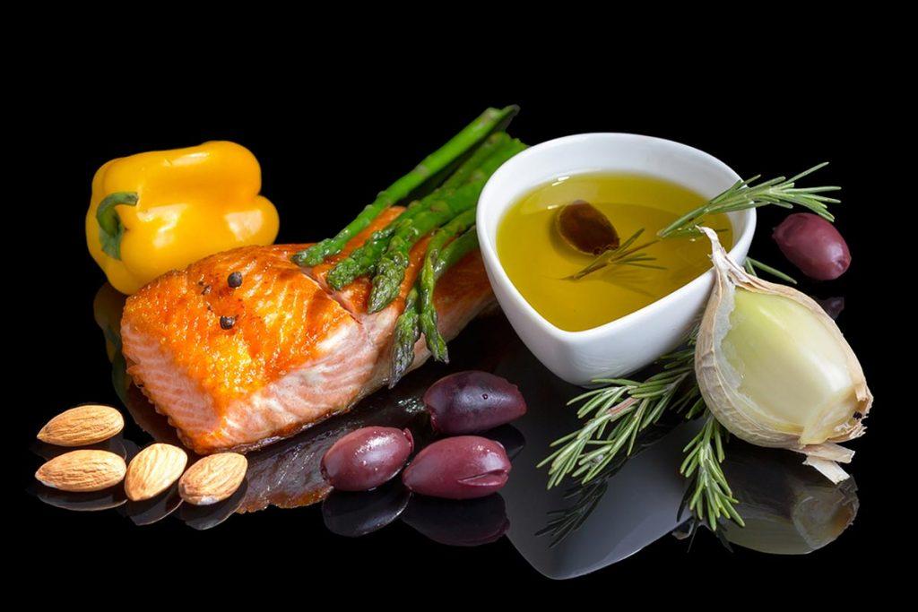 dieta mediterránea alimentos permitidos y prohibidos