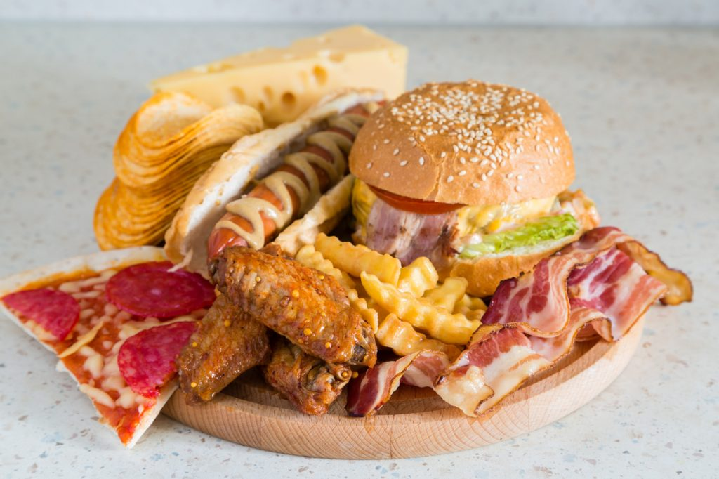 alimentos prohibidos dieta paleolitica