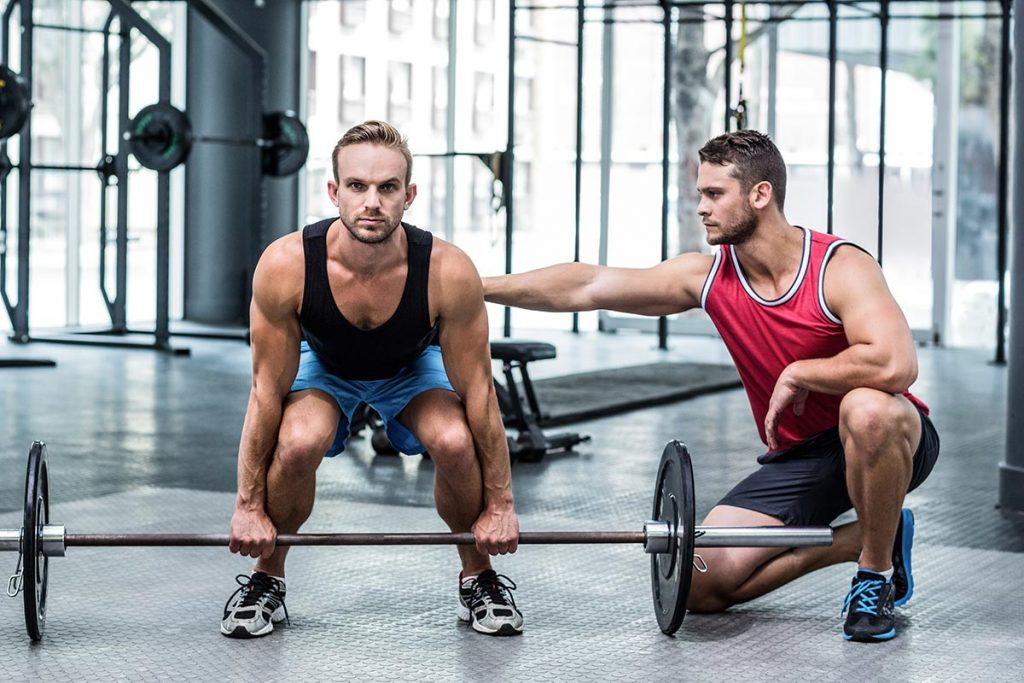 ejercicios básicos multiarticulares