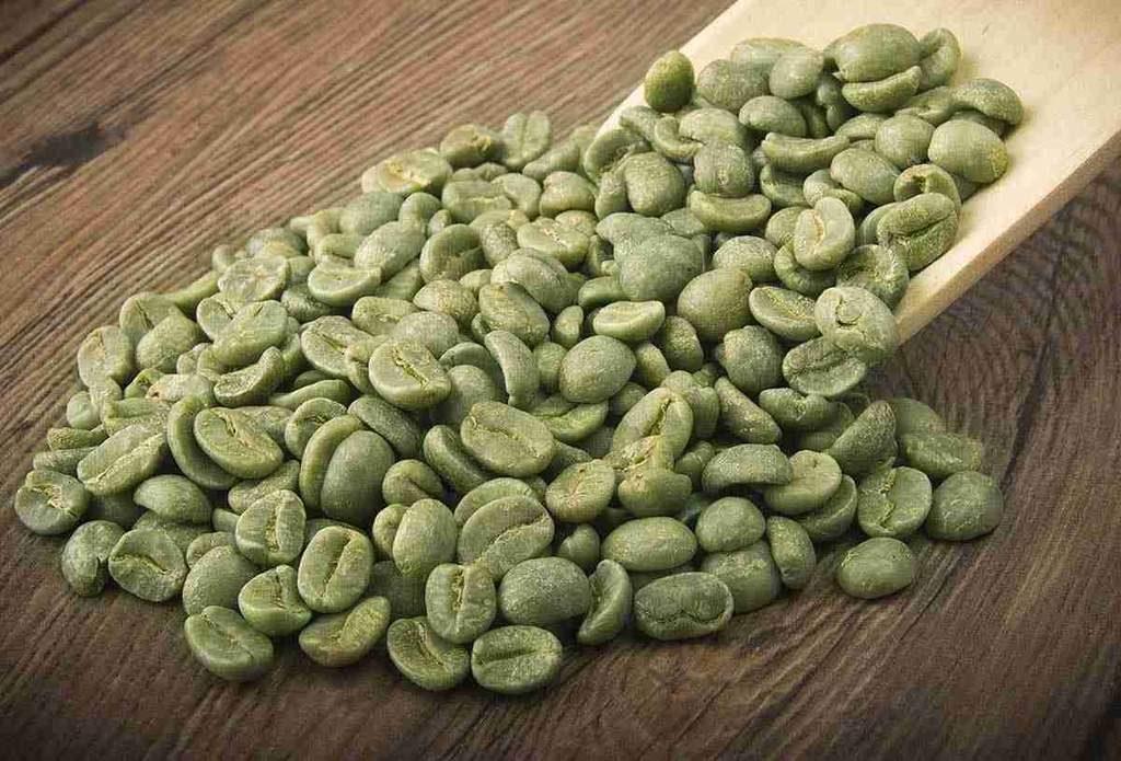granos de café verde que es