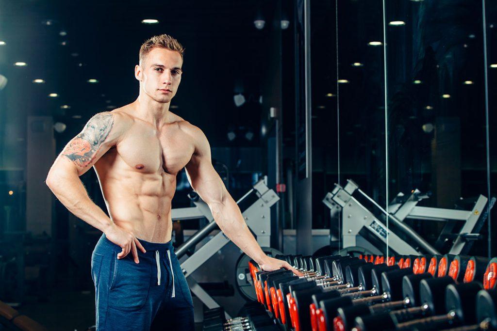 entrenamiento para bodybuilders