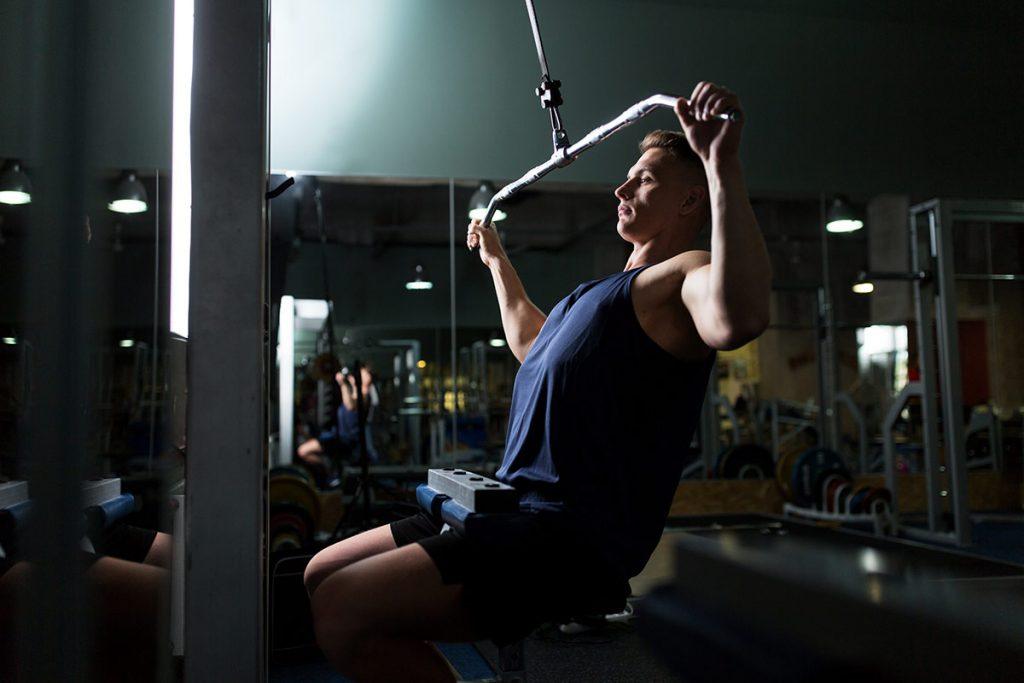 rutina de espalda ejercicios