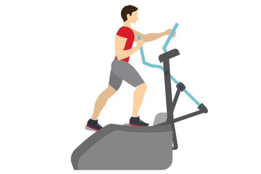 eliptica rutinas de musculacion