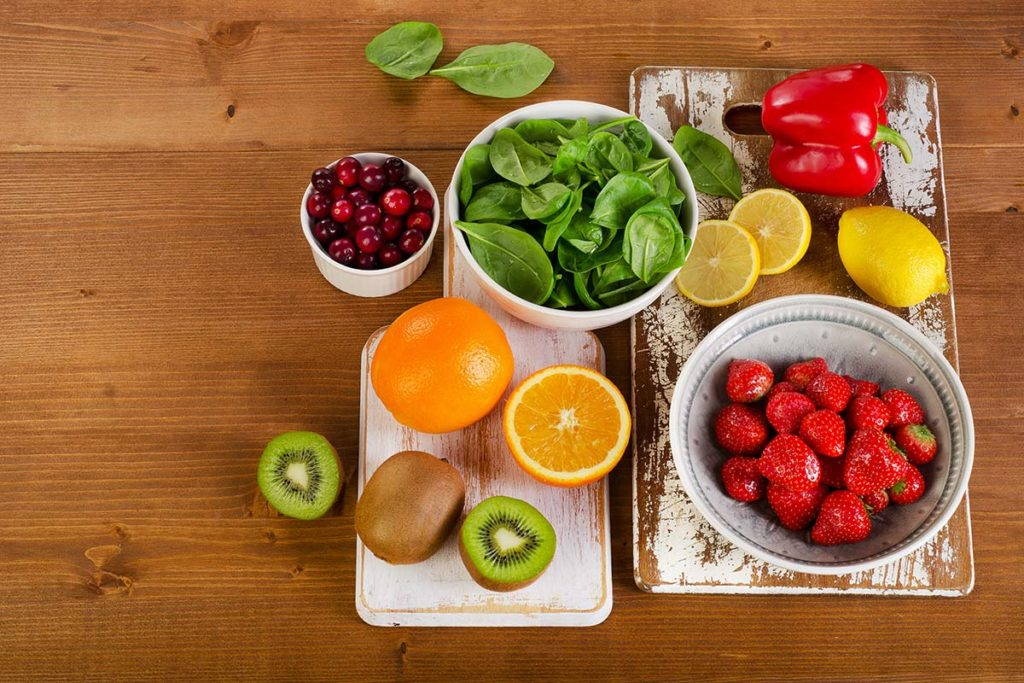 cantidad recomendada de vitamina A