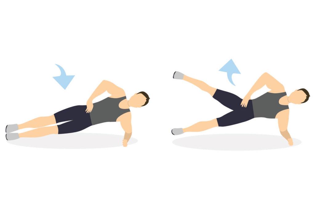 rutina de ejercicios para adolescentes