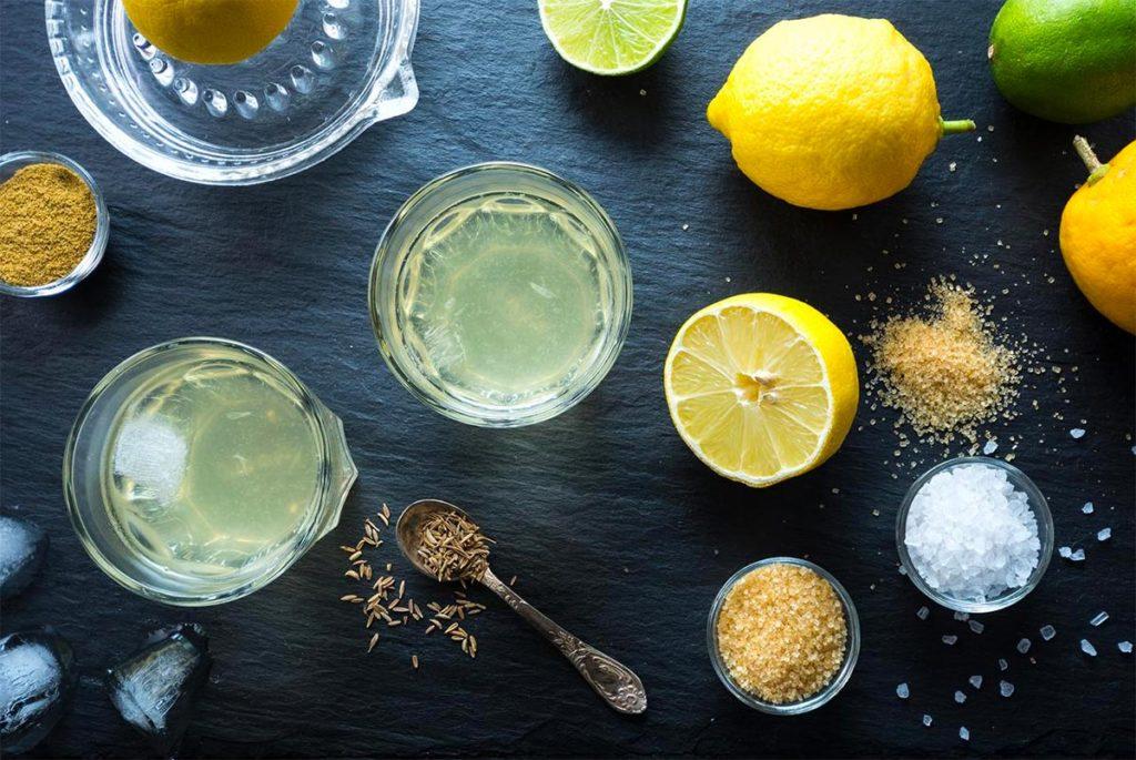 como preparar una bebida isotonica en casa