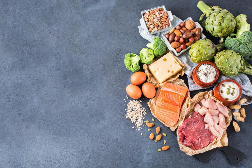 que es una dieta proteica