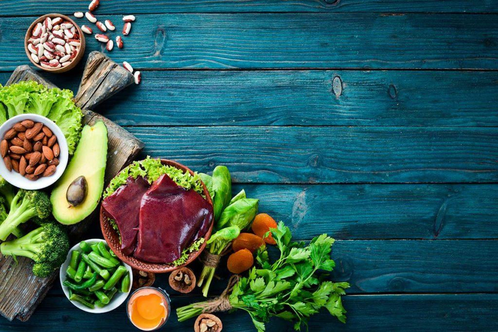 dieta a base de proteinas menu semanal