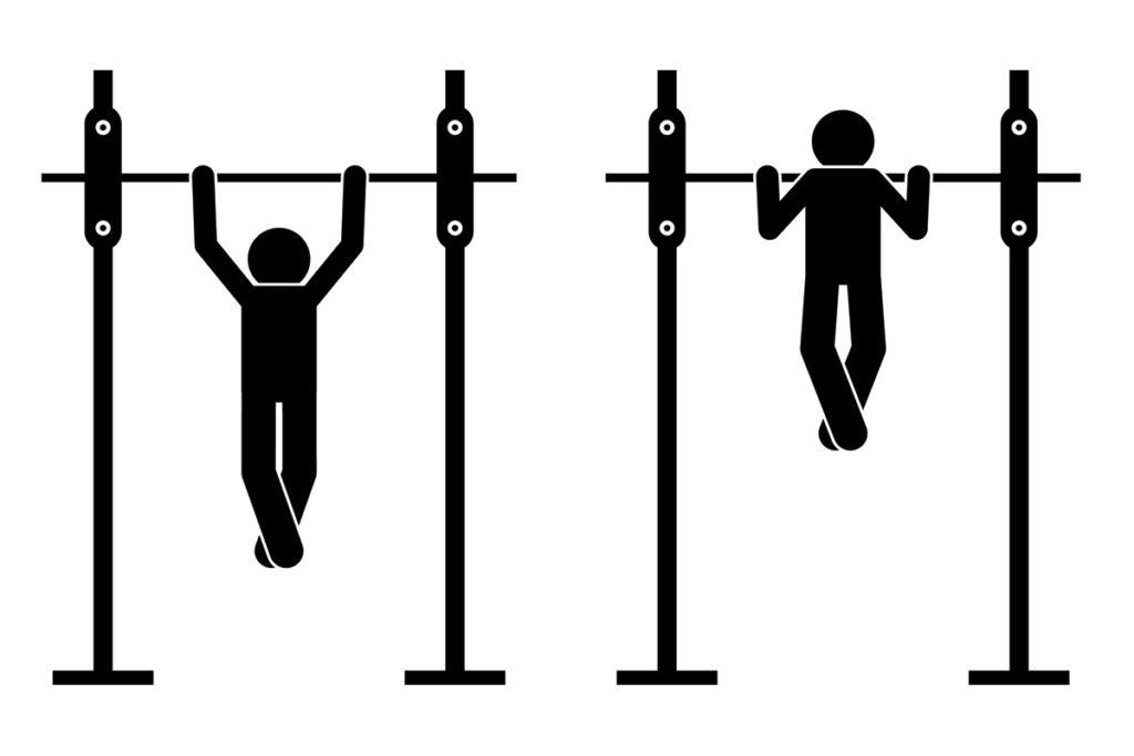 ejercicios de espalda con barras