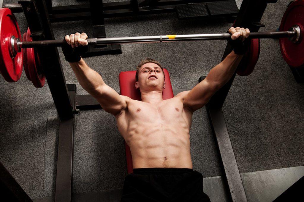 ectomorfo entrenamiento ejercicios
