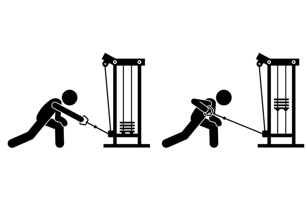 ejercicios con barra para dorsales