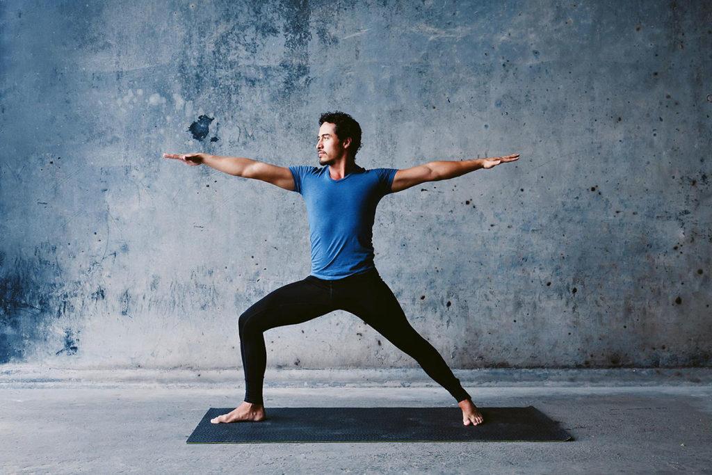 ejercicios estaticos yoga