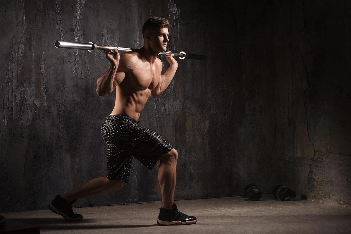 Rutina de piernas para volumen – Los 7 mejores ejercicios