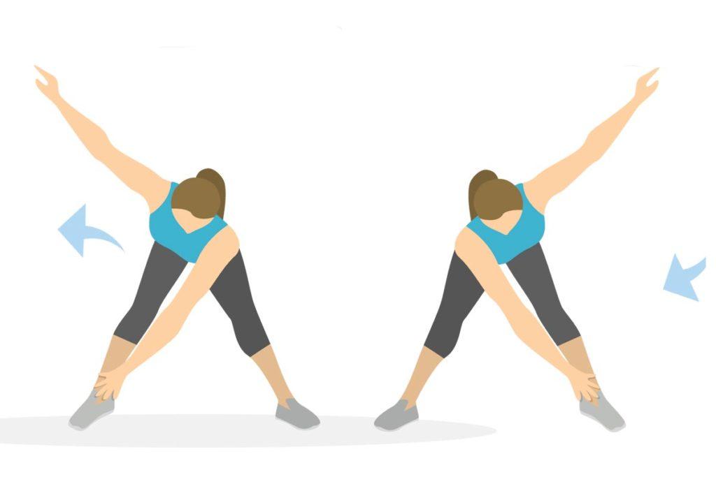 molino ejercicios tabata principiantes