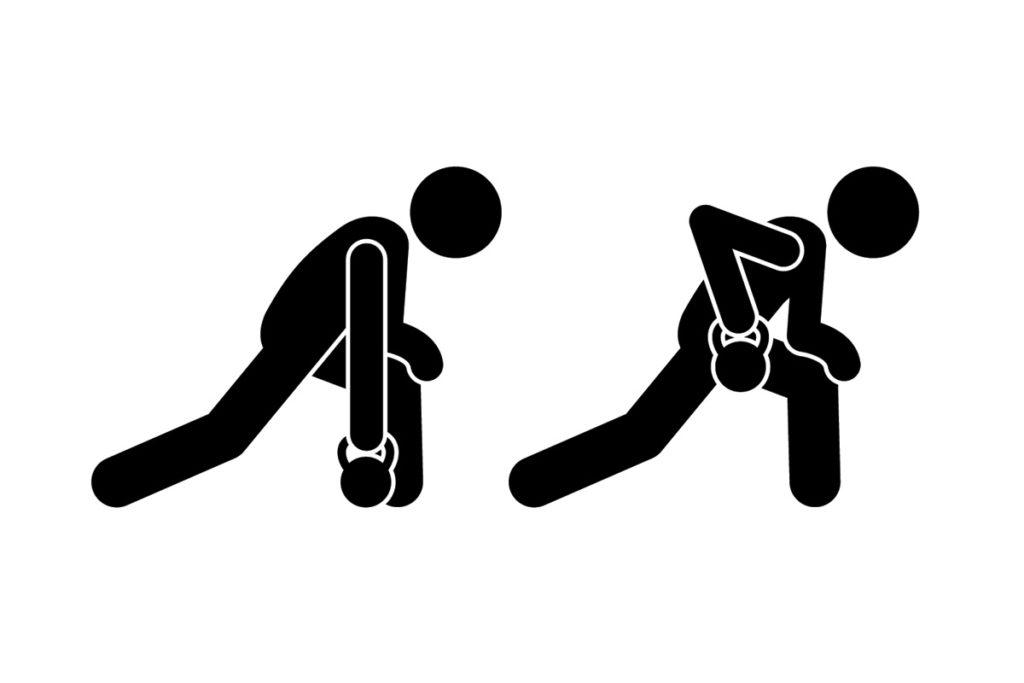 mejores ejercicios con barras mancuernas pesas