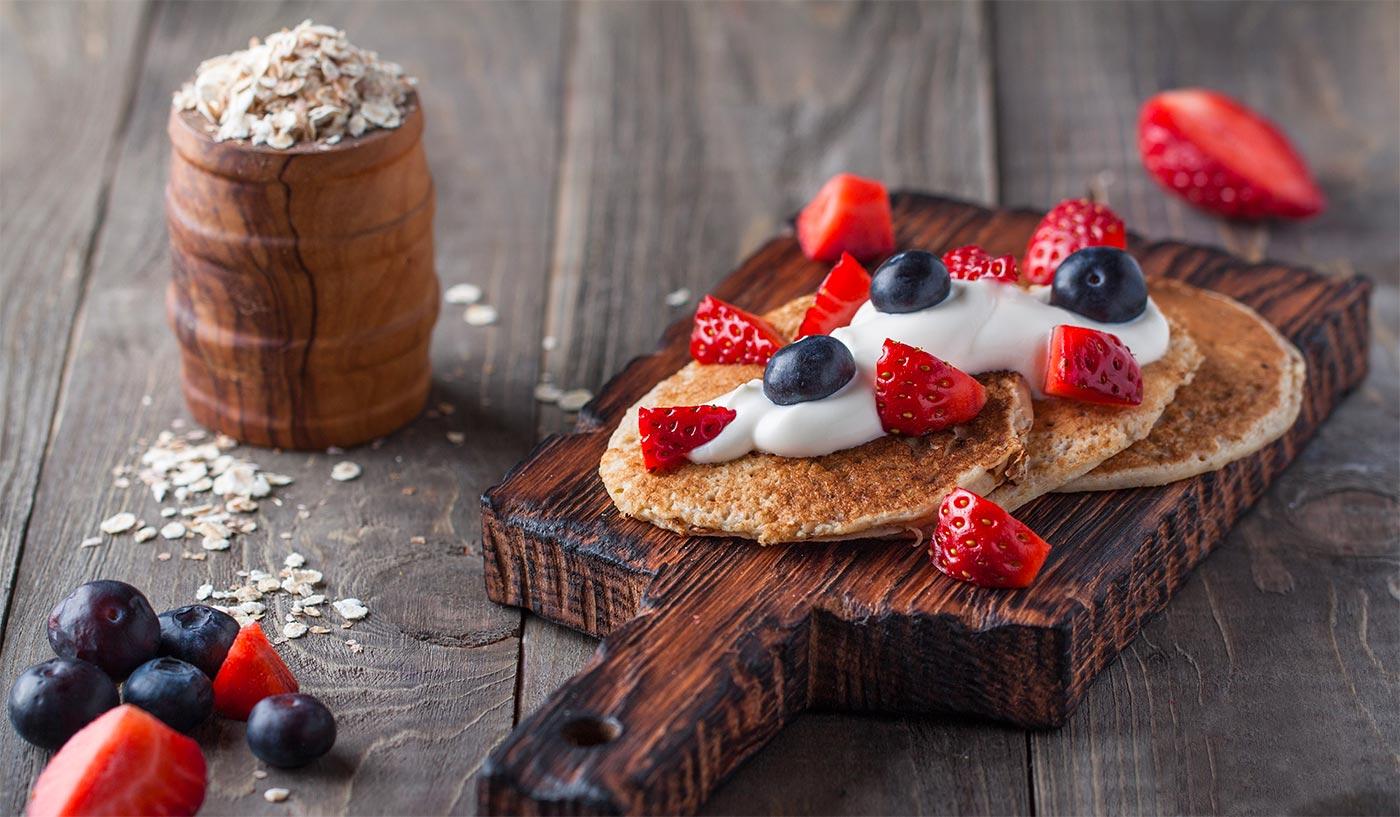 ¿Cómo hacer panqueques de avena sin harina? – Un desayuno ideal para diabéticos