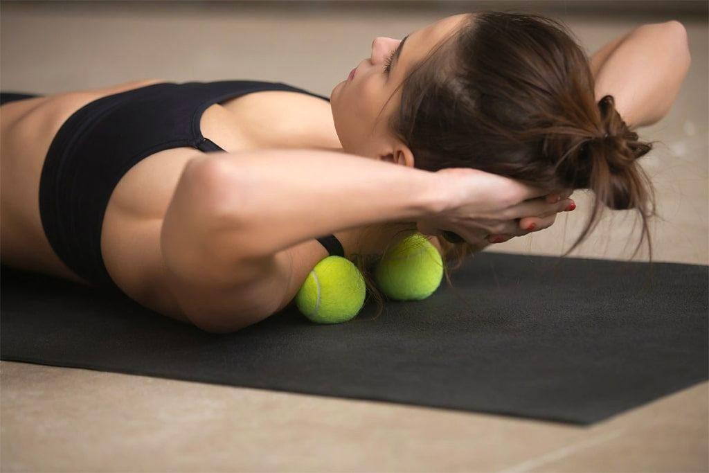 pelota para masajes